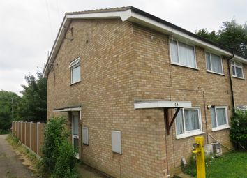 Thumbnail 2 bed flat for sale in Strangers Way, Luton