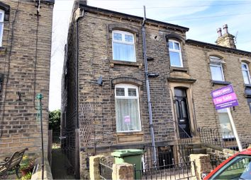 Thumbnail 1 bedroom end terrace house for sale in Chapel Terrace, Huddersfield