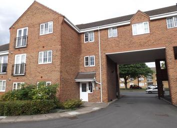 Thumbnail 1 bedroom flat for sale in Kingfisher Court, 1 Clarkes Lane, Willenhall, West Midlands