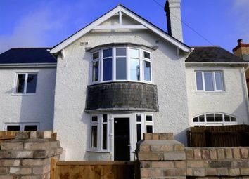 Thumbnail 3 bed terraced house for sale in Alexandra Road, Lodmoor, Weymouth