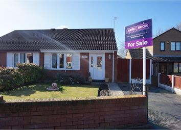 Thumbnail 2 bed bungalow for sale in Cosgrove Close, Liverpool