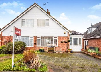 Thumbnail 3 bed semi-detached bungalow for sale in Heycroft Road, Hockley