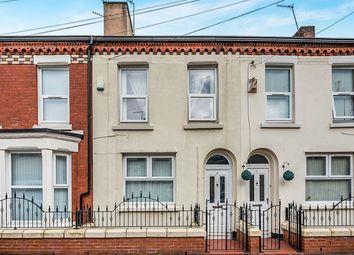 Thumbnail 3 bedroom terraced house for sale in Gannock Street, Liverpool