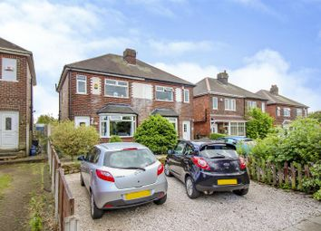 Thumbnail 2 bedroom semi-detached house for sale in The Crescent, Stapleford, Nottingham