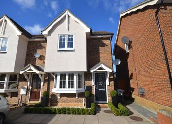Thumbnail 2 bed end terrace house to rent in Magnolia Close, Hertford