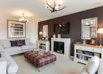 "Thumbnail 4 bed detached house for sale in ""The Chelford "" at Vicarage Lane, Shevington, Wigan"