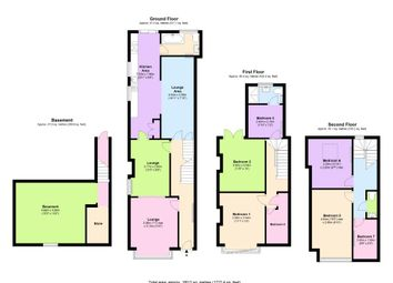 Thumbnail 7 bed end terrace house for sale in Melbourne Road, Highfields, Leicester