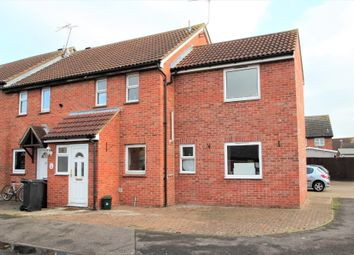 Thumbnail 3 bed end terrace house for sale in Heron Way, Heybridge, Maldon