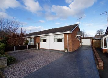 Thumbnail 2 bed detached bungalow for sale in Willow Drive, Llay, Wrexham