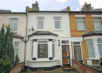 Thumbnail 2 bed terraced house to rent in Eccleston Road, London