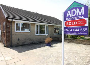 Thumbnail 2 bedroom semi-detached bungalow for sale in Hill Grove, Salendine Nook, Huddersfield