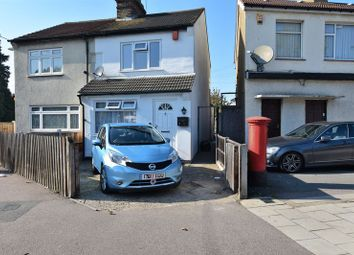 Thumbnail 2 bed semi-detached house for sale in South End Road, Hornchurch