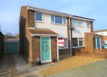 Thumbnail 3 bed semi-detached house to rent in Burns Road, Royston