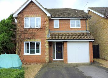 Thumbnail 4 bed detached house to rent in Jenkyns Close, Botley