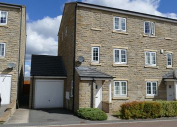 Thumbnail 4 bed semi-detached house for sale in Highfield Chase, Dewsbury
