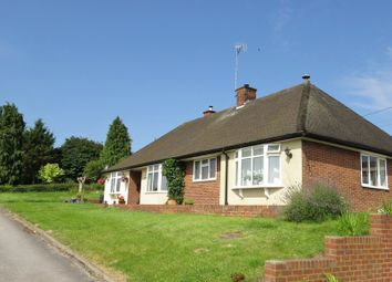 Thumbnail 4 bed detached bungalow for sale in Handley Road, New Whittington, Chesterfield