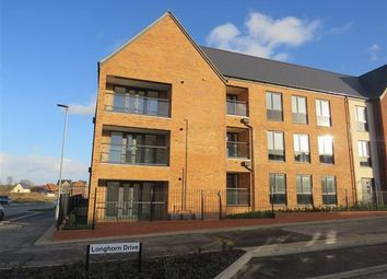 Thumbnail 2 bed flat to rent in Barrosa Way, White House Park, Milton Keynes