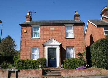 Thumbnail 3 bedroom detached house to rent in Albion Road, Chalfont St. Giles