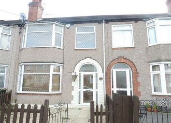 Thumbnail 3 bed terraced house to rent in Paxton Road, Coundon, Coventry, West Midlands