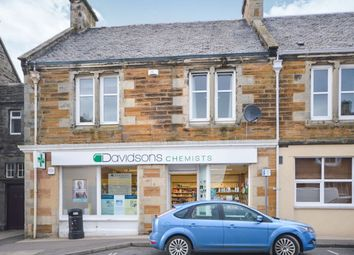 Thumbnail 2 bed flat to rent in Commercial Road, Ladybank, Cupar