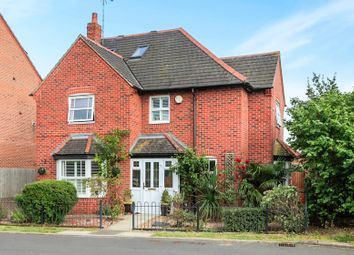Thumbnail 5 bedroom detached house for sale in West Water Crescent, Hampton Vale, Peterborough
