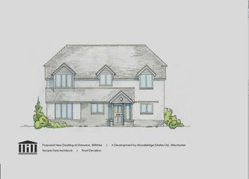 Thumbnail 4 bed detached house for sale in Chalk Hill, Shrewton, Salisbury