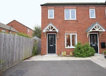 Thumbnail 2 bed town house for sale in Magazine Road, Wirral