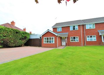 Thumbnail 3 bed semi-detached house for sale in Is Y Coed, Mold