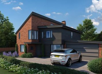 Thumbnail 4 bed detached house for sale in Bacton, Norwich, Norfolk