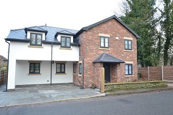 Thumbnail 4 bed detached house for sale in Birtles Road, Macclesfield, Cheshire