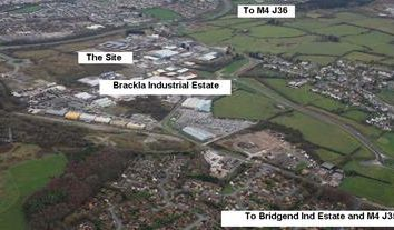 Thumbnail Light industrial for sale in Employment Land, Newlands Avenue, Brackla, Bridgend