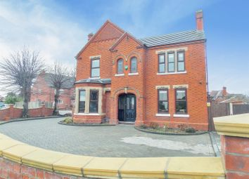 Thumbnail 4 bedroom detached house for sale in Plant Lane, Long Eaton, Nottingham