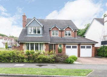 Thumbnail 4 bed detached house for sale in 52 Murieston Valley, Murieston, Livingston