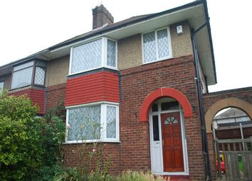 Thumbnail 3 bed property to rent in Green Way, Eltham, London