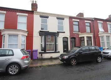 Thumbnail 4 bed terraced house to rent in Alwyn Street, Aigburth, Liverpool