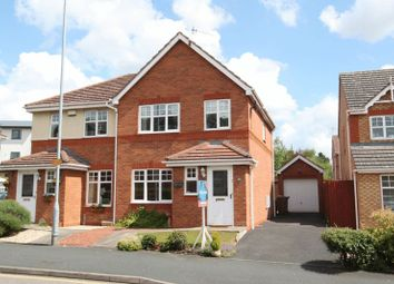 Thumbnail 3 bed semi-detached house for sale in Humbert Road, Etruria, Stoke-On-Trent