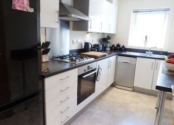 Thumbnail 2 bed flat to rent in Durrell Way, Poole