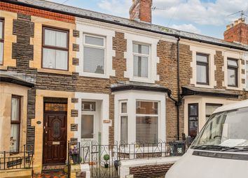 Thumbnail 2 bed terraced house for sale in Glenroy Street, Roath, Cardiff