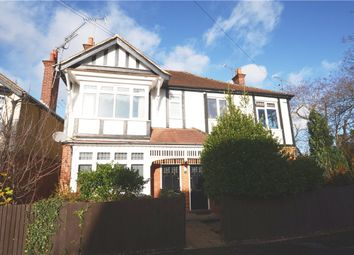 Thumbnail 2 bed flat for sale in Tudor Court, 18 Church Road West, Farnborough