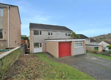 Thumbnail 3 bed semi-detached house to rent in Tamerton Close, Plymouth