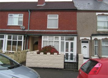 Thumbnail 2 bed terraced house to rent in Bulkington Road, Bedworth, Warwickshire