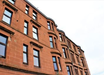 Thumbnail 1 bed flat for sale in Ardoch Street, Possil Park