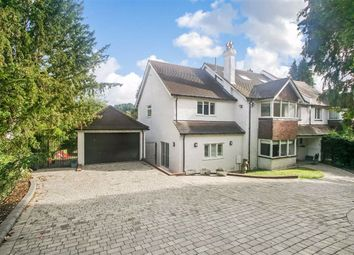Thumbnail 5 bed semi-detached house for sale in Furze Lane, Webb Estate, Purley, Surrey