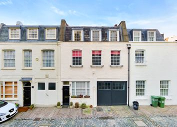 Thumbnail 3 bed mews house for sale in Chesham Mews, Knightsbridge, London