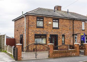 Thumbnail 2 bed semi-detached house for sale in Lynton Road, Tyldesley, Manchester