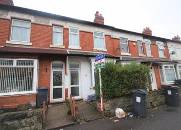 Thumbnail 3 bed terraced house to rent in Boscombe Road, Tyseley, Birmingham