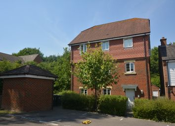 Thumbnail 2 bed flat for sale in Chater Close, Singleton, Ashford