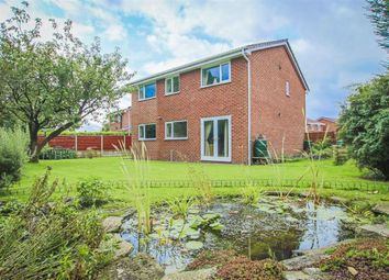 Thumbnail 5 bed detached house for sale in Holmbrook, Tyldesley, Manchester