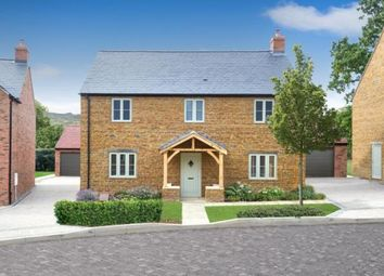 Thumbnail 4 bed detached house for sale in Noral Way, Banbury, Oxfordshire