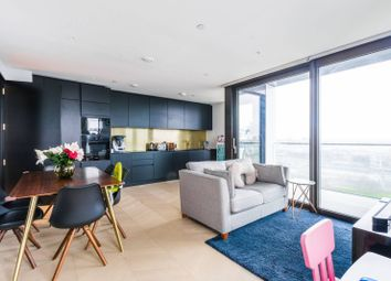 Thumbnail 3 bed flat for sale in Tidemill Square, North Greenwich, London